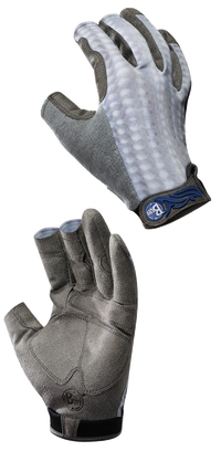 Pro Series Fighting Work Gloves - PS Gray Scale