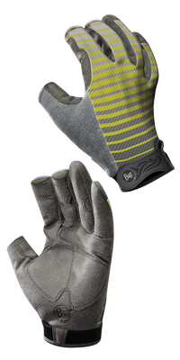 Pro Series Fighting Work Gloves 2 - Variegate Charcoal/Lime