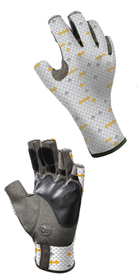 Pro Series Angler Gloves - PS Scales