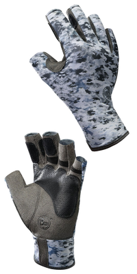 Pro Series Angler Gloves - PS Fish Camo
