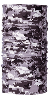 UV Buff - Pixels Grey