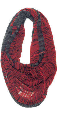 Urban Scarf - Cobrent Blood Charcoal Grey