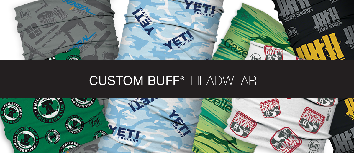 Custom Buff 174 Headwear Design Your Own Buff 174