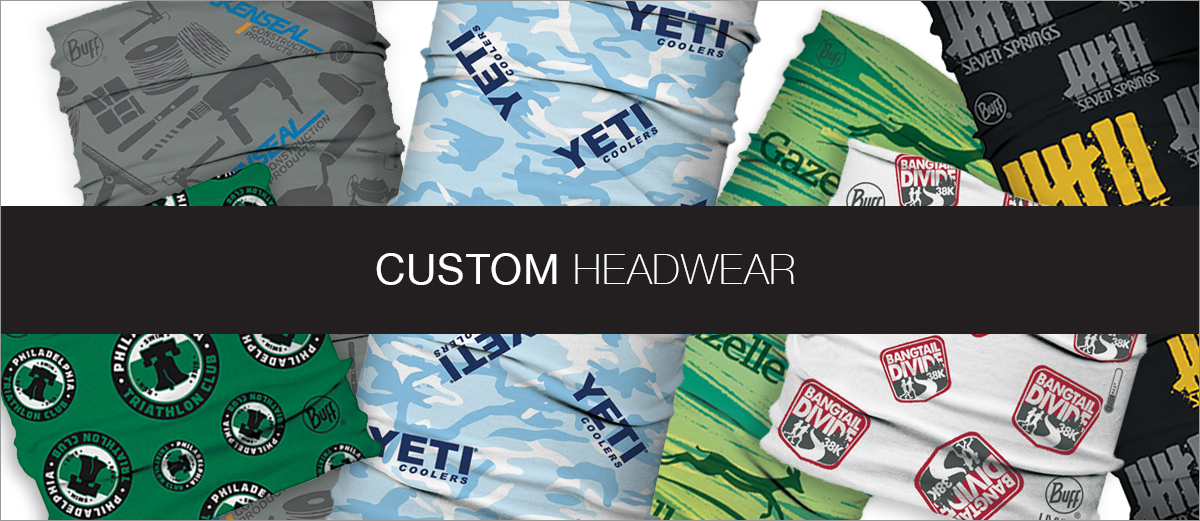 Custom Headwear | Design Your Own BUFF®
