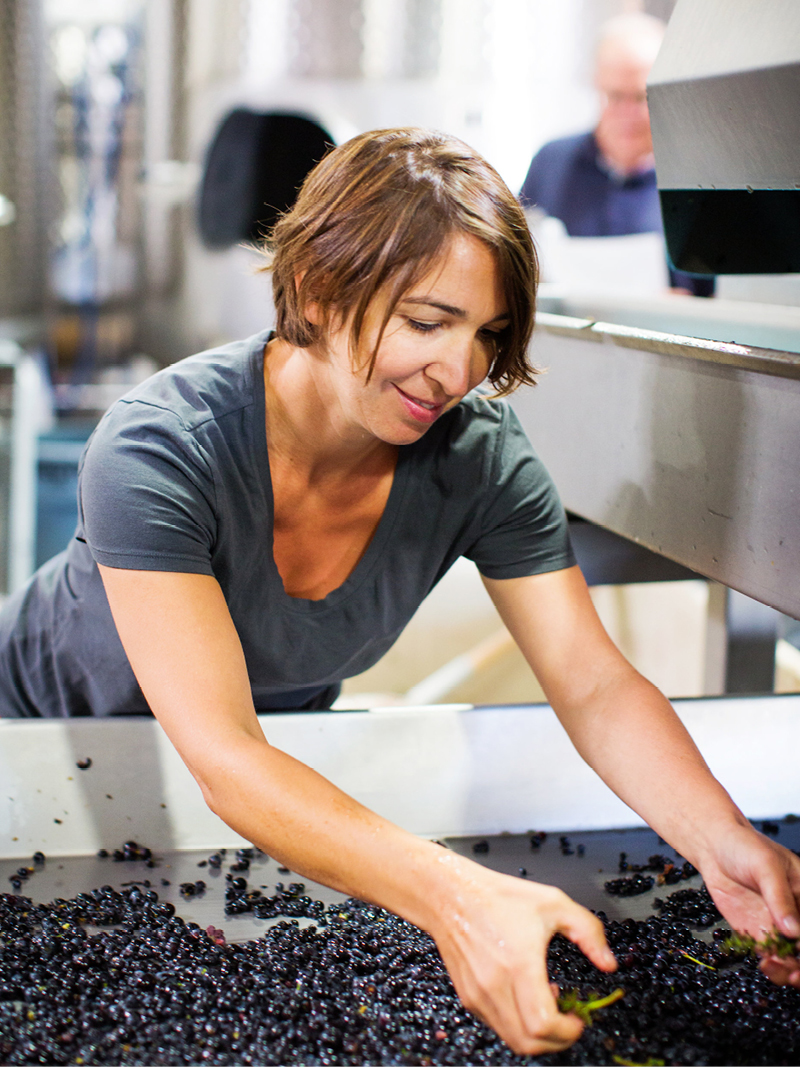 Winemaker Faith Armstrong Foster