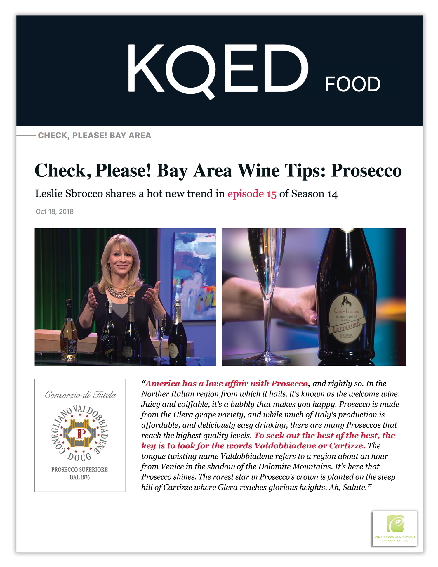 KQED Check Please