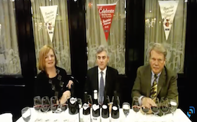 Georges Duboeuf Beaujolais Tasting, November 2016