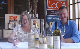 Lodi Summer Whites Tasting, June 2014
