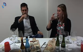 SakéOne with Laura Chenel & Marin French Cheese Company, December 2014