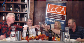Lodi 'Outside The Box' Thanksgiving, October 2015