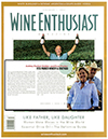 Fess ParkerWine Enthusiast cover