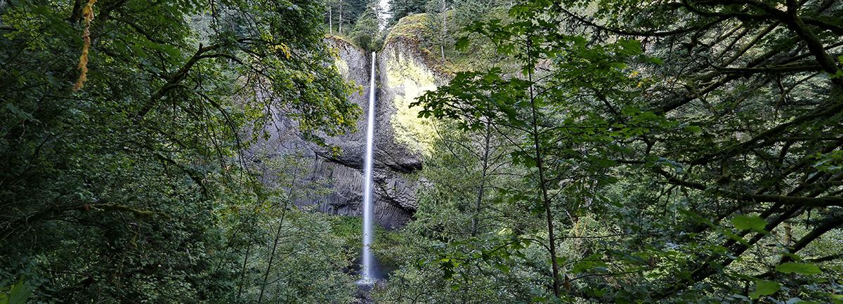 Latourell Falls Loop