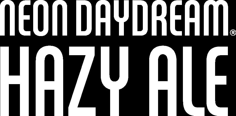 Neon Daydream Hazy Ale