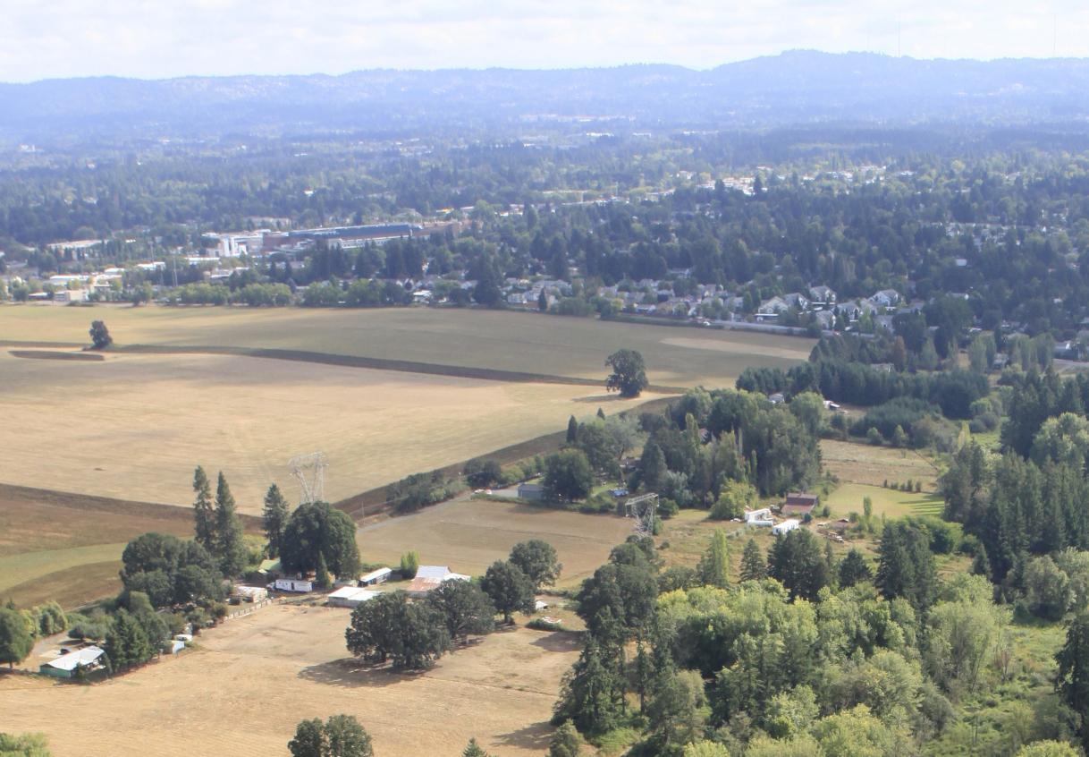 aerial view of SoHi