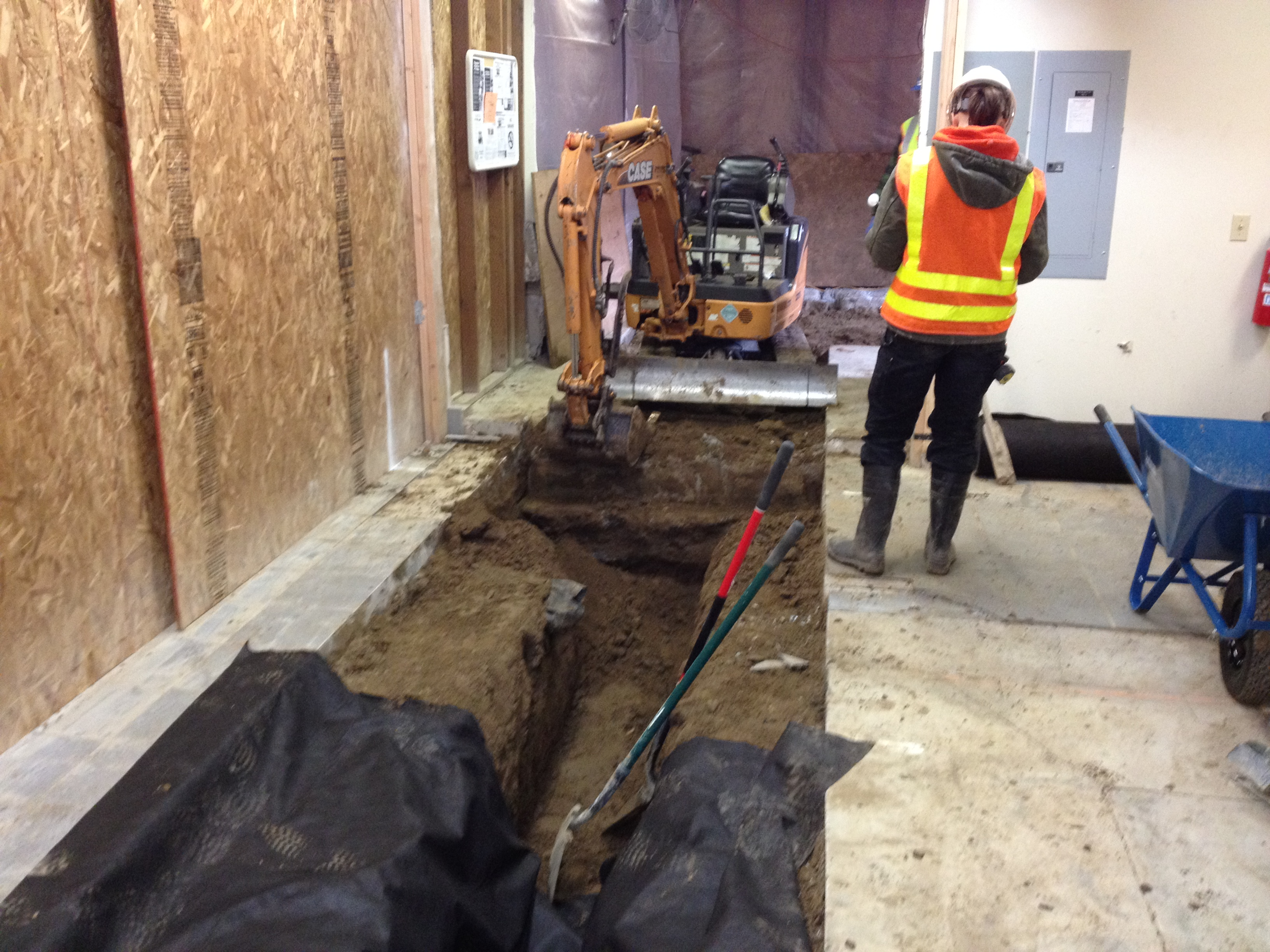 how to clean up contaminated soil