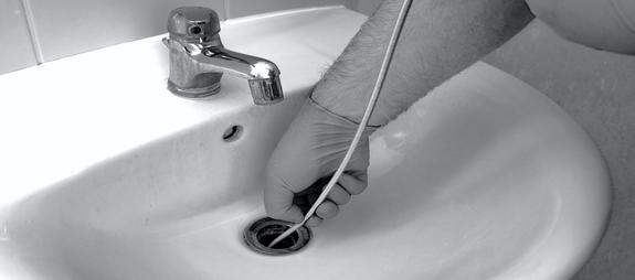 Drain Cleaning: Bath & Kitchen