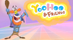 DAVE FEISS' YOOHOO & FRIENDS </br> with FLAVA FLAV now airing