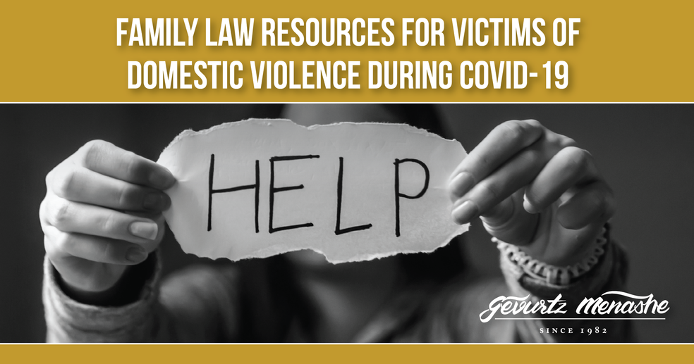 Resources for Domestic Violence Victims during the COVID-19 Health Crisis