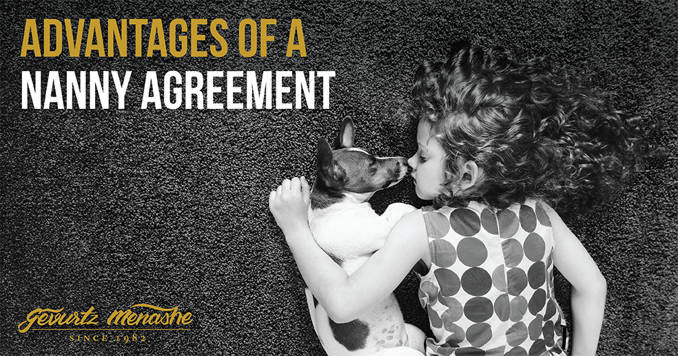The Advantages of Nanny Agreements