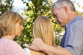 Dos and Don'ts – How to Talk to your Children About Divorce