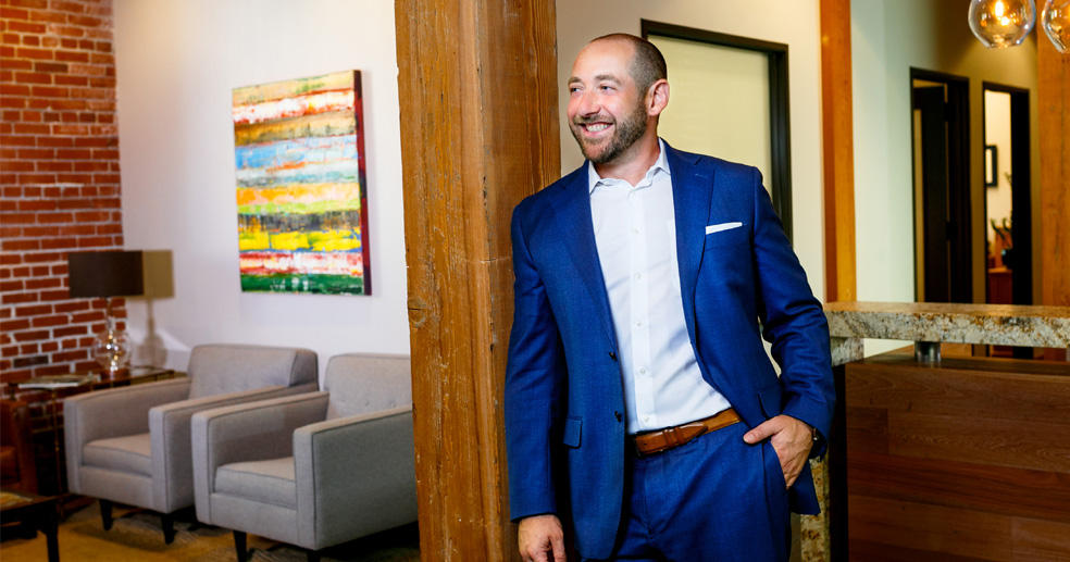 Kicking 2018 Off With a Podcast - Shawn Menashe & Portland Business Journal