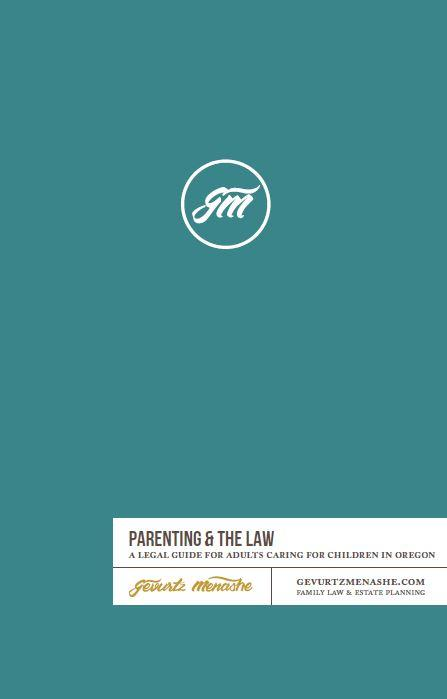 Gevurtz Menashe's Parenting & The Law