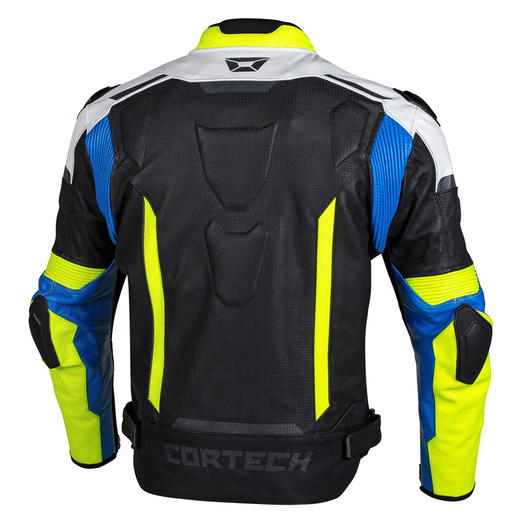 Men's Apex Leather Jacket 10