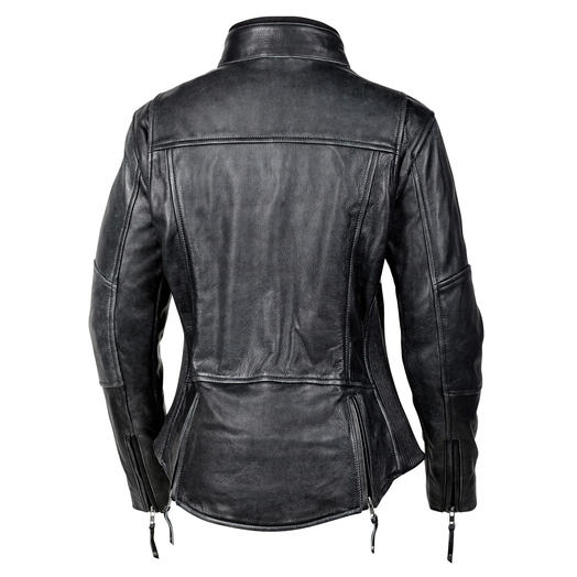 """Women's """"The Lolo"""" Leather Jacket 3"""