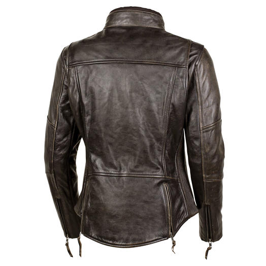 """Women's """"The Lolo"""" Leather Jacket 4"""