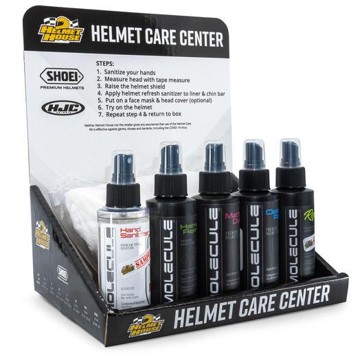 Helmet Care Center 1