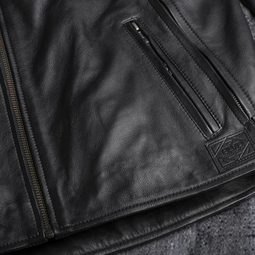 """""""The Marquee"""" Leather Jacket 5"""