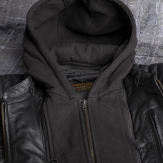 """""""The Marquee"""" Leather Jacket 6"""