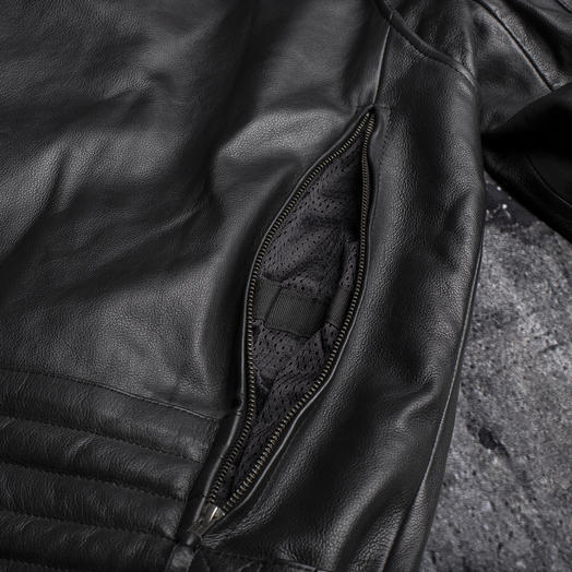 """""""The Marquee"""" Leather Jacket 4"""