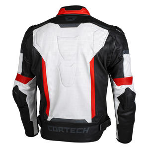 Men's Apex Leather Jacket 7 Thumbnail
