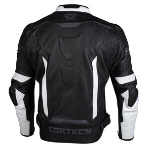 Men's Apex Leather Jacket 8 Thumbnail