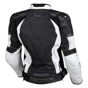 Women's Apex Leather Jacket 4 Thumbnail