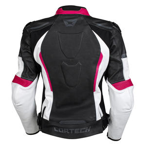 Women's Apex Leather Jacket 6 Thumbnail