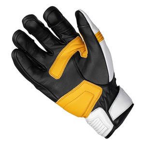 """""""The Associate"""" Mid-length Leather Gloves 6 Thumbnail"""