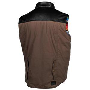The Bandito Leather Vest 4 Thumbnail