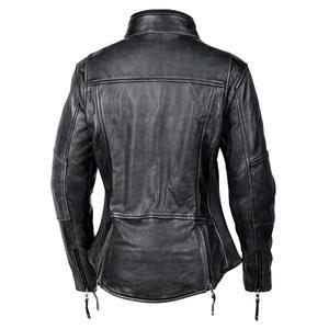"Women's ""The Lolo"" Leather Jacket 3 Thumbnail"