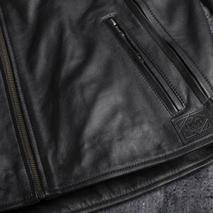 """""""The Marquee"""" Leather Jacket 5 Thumbnail"""