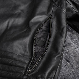 """""""The Marquee"""" Leather Jacket 4 Thumbnail"""