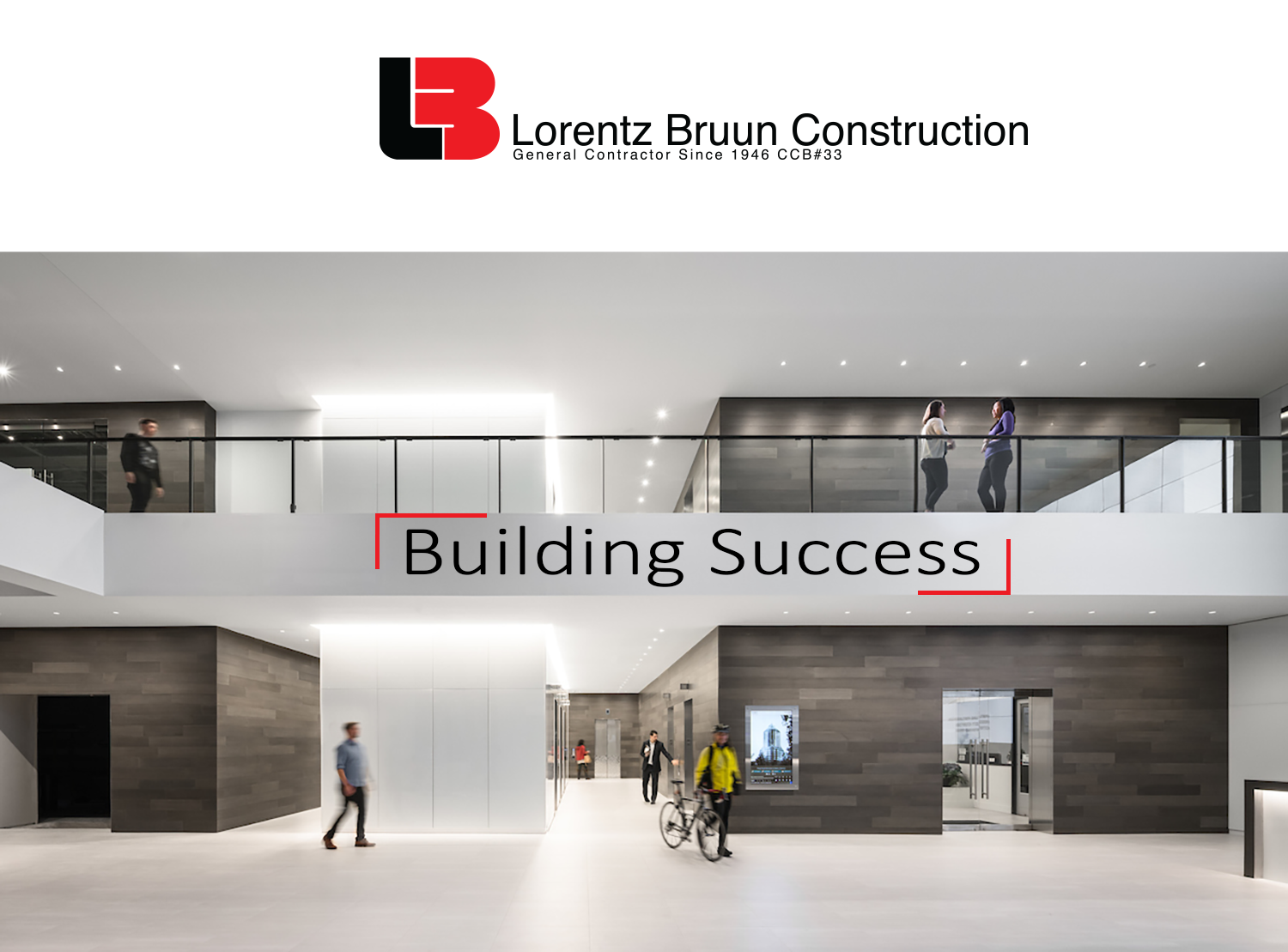Lorentz Bruun Construction - General Contractor