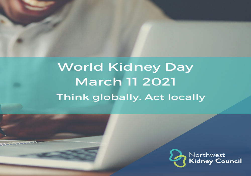 It's World Kidney Day and We're Supporting Legislation in Oregon & Washington to Improve the Lives of Kidney Disease Patients