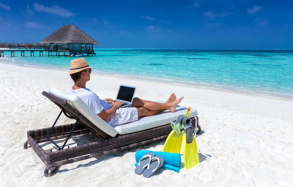 All Travel and No Play: Confidentiality Concerns if Working While Traveling