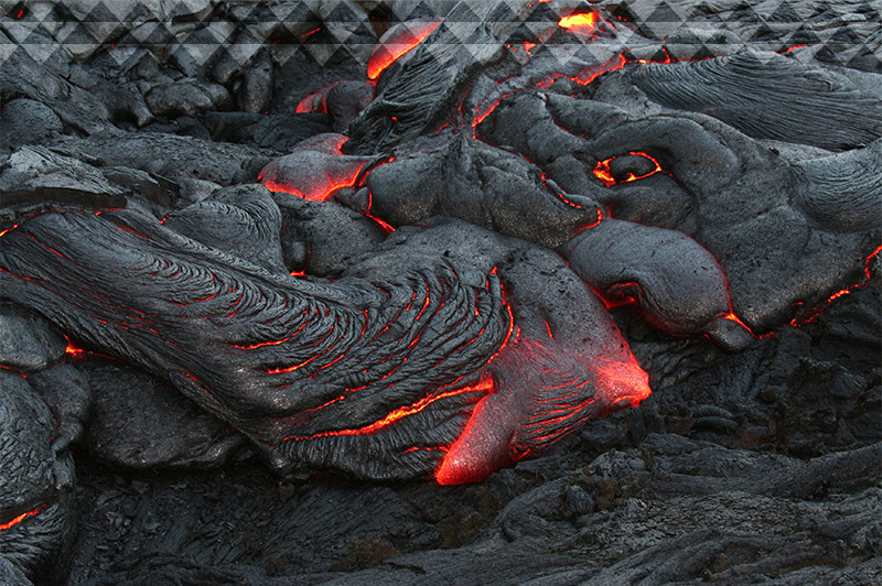 The Most Active Volcanoes on the Hawaiian Islands