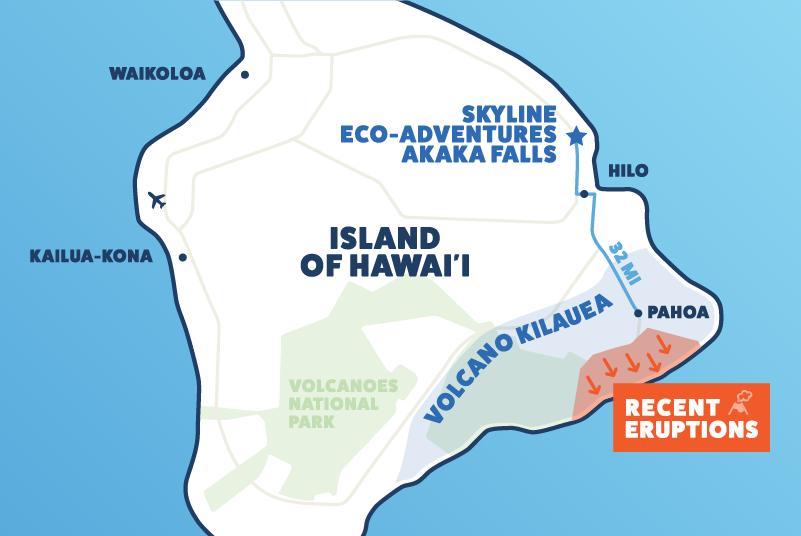 Big Island's Volcanic Eruption & Its Effect on Us