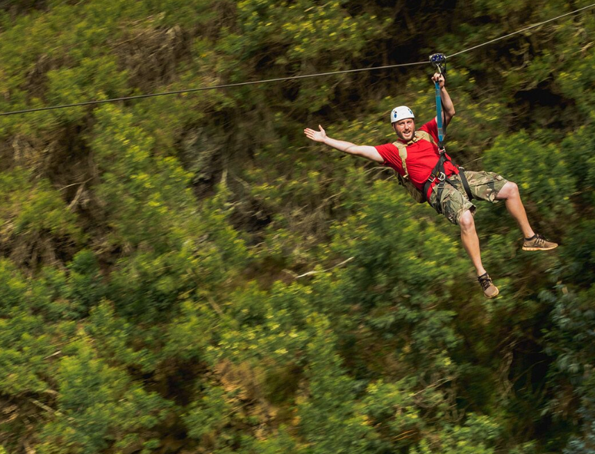 upcountry maui zipline